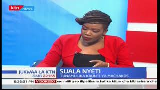 Gavana wa Machakos Alfred Mutua azungumuzia maendeleo katika Kaunti | Jukwaa la KTN [Suala Nyeti]