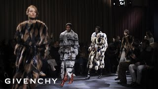 Givenchy Fall Winter 2018 Show