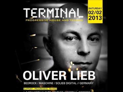 Oliver Lieb - Terminal - Bournemouth