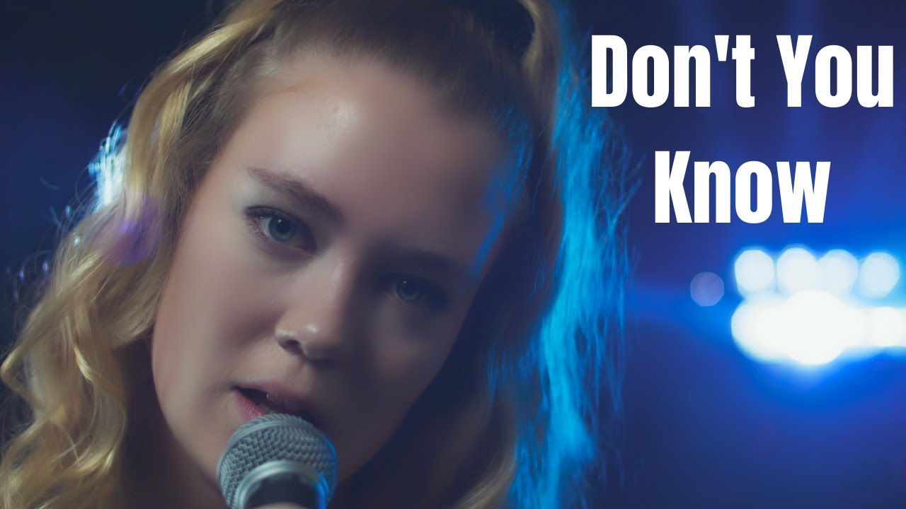 Trinity Woodhouse- Don't You Know (Official Music Video)