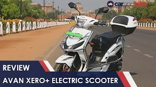 Avan Xero+ Review | NDTV carandbike