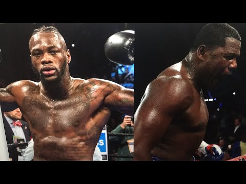 Live Chat: Deontay Wilder vs Luis Ortiz Likely boxing chit