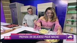 """""""Pique Macho"""" - Alejandra Mansilla"""