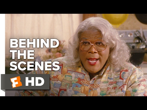 Boo! A Madea Halloween Behind the Scenes - Everybody Loves Madea (2016) - Tyler Perry Movie