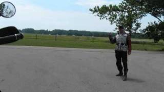 Huffman Prairie Flying Field Tour