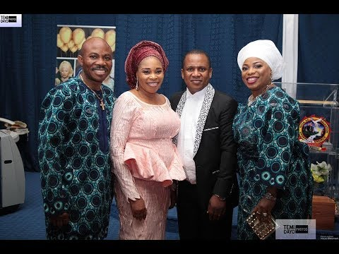 TOPE ALABI PERFORMS LIVE @ PASTOR & PROPHETESS MARY OLUBORIS WEDDING ANNIVERSARY/ P ASTOR'S BIRHDAY