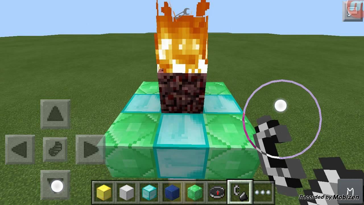 Minecraft Pe : Summoning HEROBRINE !!! #No Mods - YouTube