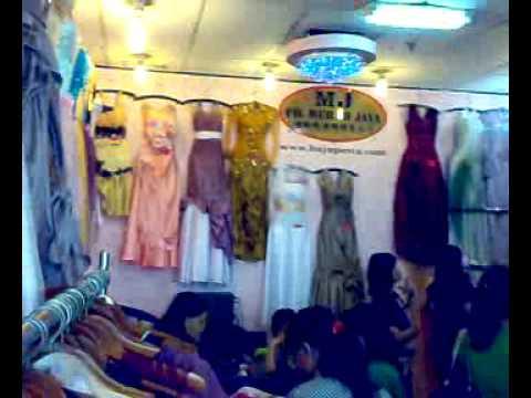Show Room Baju Pesta Mj Itc Mangga Dua Lt 3d