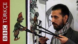 Şam'ın son Karagöz oynatıcısı