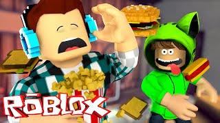 Roblox - GUERRA DE COMIDA !! ( Roblox Food Fight )