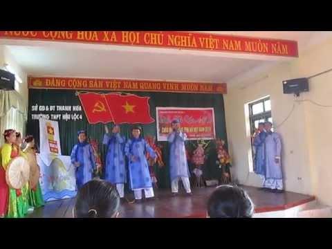 Mái Đình Làng Biển - Tổ Toán - THPT Hậu Lộc 4 ...