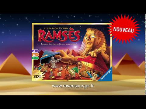 Ravensburger Ramsès - Pub TV
