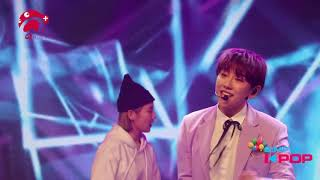 [simply k-pop] roh tae hyun 'i wanna know' (노태현 직캠) close up ver.ep.349