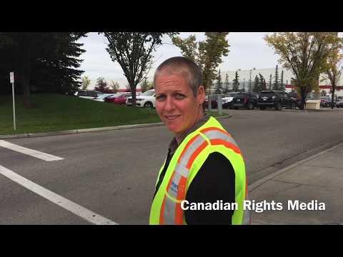 Canadian Rights Audit: WalMart Logistics Warehouse