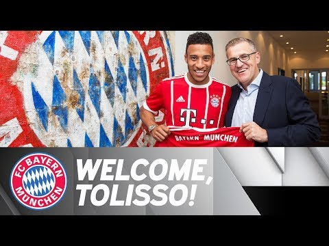Tolisso signs with FC Bayern until 2022!
