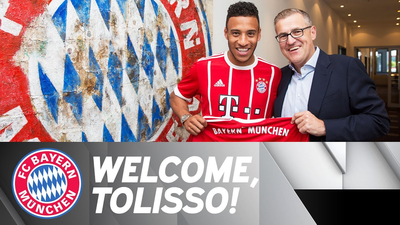 Download Tolisso signs with FC Bayern until 2022!