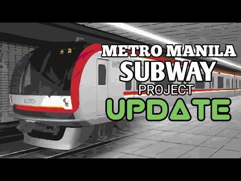 METRO MANILA SUBWAY PROJECT UPDATES