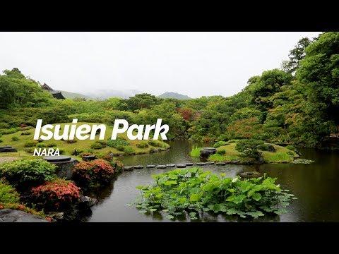 Isuien Park, Nara   Japan Travel Guide