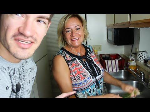 Cooking Macedonian Cuisines w/ my Mom! (ASMR)