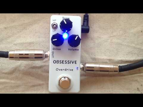 Mosky Obsessive Overdrive on Bass