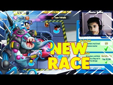 Download Monster Legends | New Cyber Infestation Team Race Gameplay l New Igneus Breeding!