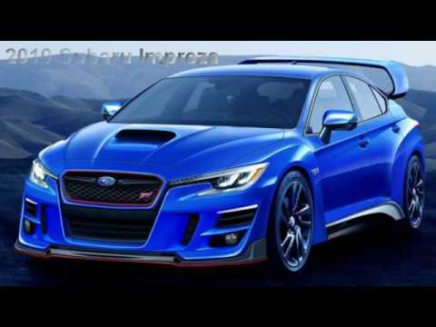 2019 Subaru Impreza Wrx Sti Youtube