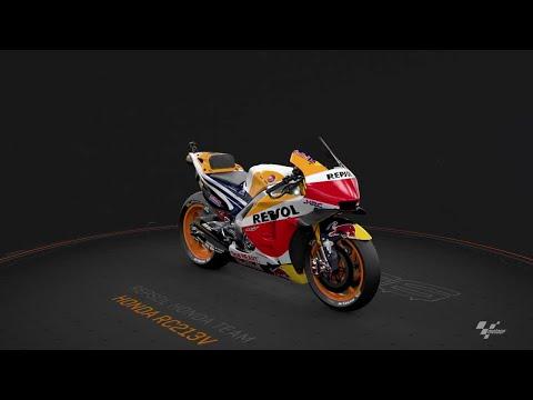 Las motos del Mundial de MotoGP