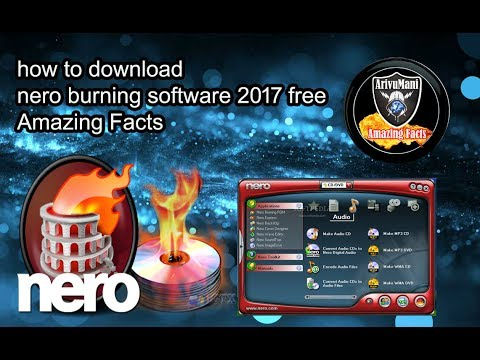 nero burn right free download