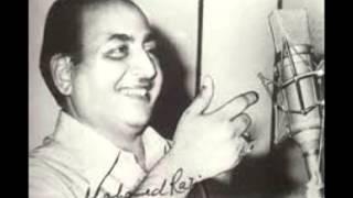 KARAOKE RAFI YE CHAND SA ROUSHAN CHEHRA- SING ALONE -BY ABDUL SUBHAN hd