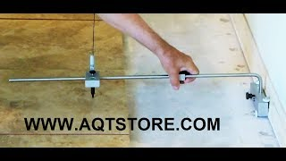 """A.Q.T. Cut Line Marking Device / """"Line Snake"""" Video 5"""