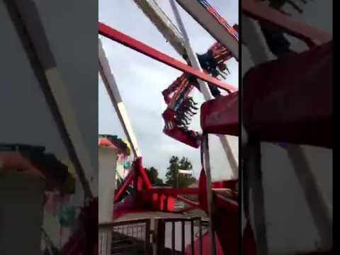 Ride Malfunctions at the Ohio State Fair