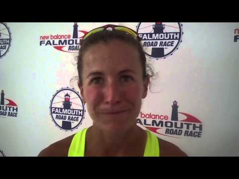 Amy Cragg Speaks After Rough Day at 2015 Falmouth Road Race