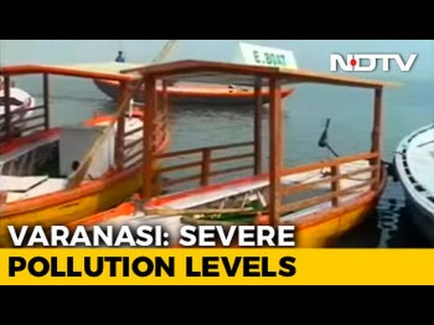 Diesel Clouds Varanasi Air As PM Modi's Electric Boats Fail To Catch Wave