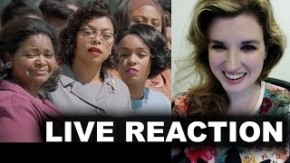 Hidden Figures Trailer Reaction
