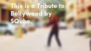 evolution of bollywood dance in 381 sec   45 years   15 actors   sqube
