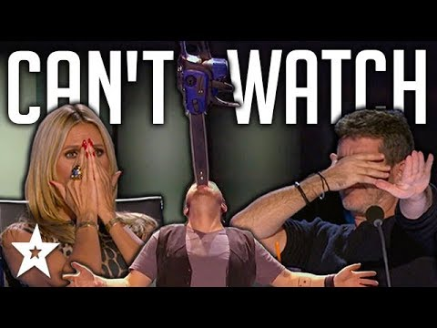 DANGEROUS ACT Auditions on America's Got Talent | Got Talent Global
