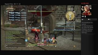 FF14 Yokai and atma farm