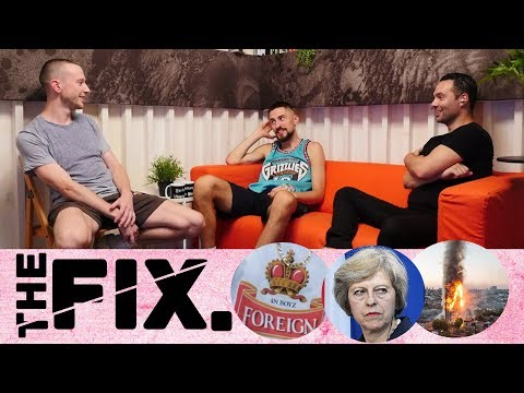 The Fix Live - 190617 - w/ David Vujanic