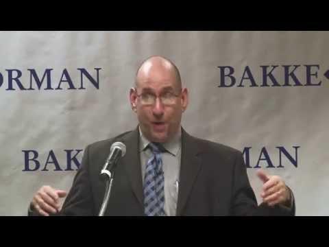 2015 Employee Law Update by Pete Reinhardt