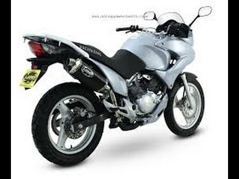 moto honda varadero 125 ann e 2002 quip e de ville vendre youtube. Black Bedroom Furniture Sets. Home Design Ideas