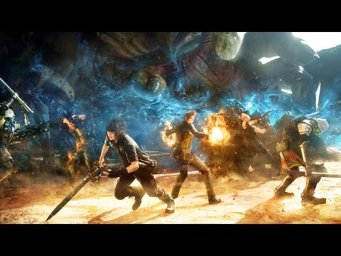 Final Fantasy XV (PS4) - Weapon and Ability Customization Guide