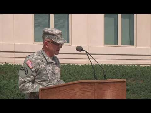 FORSCOM Change of Command