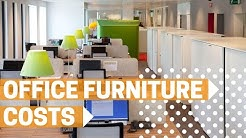 What Does Office Furniture Cost?