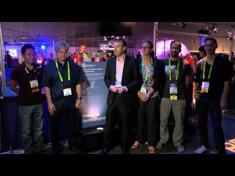 SIGGRAPH 2015 - Immersive Realities Contest Award Presentation