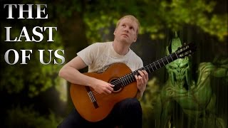 The Last of Us - Main Theme (Acoustic Classical and 12-string Guitar Tabs Cover by Jonas Lefvert)