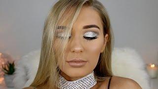 Silver Bombshell Makeup Tutorial   SHANI GRIMMOND
