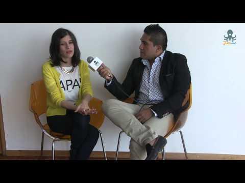 Ximena Ayala en deporte infinito