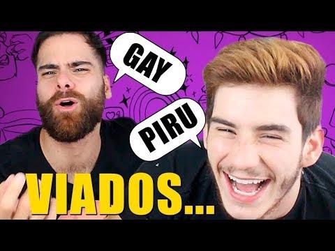 41 MANIAS DE TODO GAY 🌈 Klébio Damas ft Põe na Roda