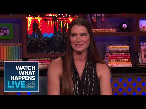 Donald Trump's CringeWorthy Attempt To Date Brooke Shields  WWHL