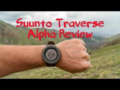 Suunto Traverse Alpha Review | Team Backcountry